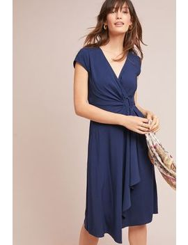 Rayna Wrap Dress by Maeve