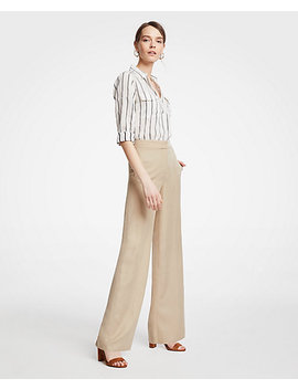 Drapey Full Length Pants by Ann Taylor