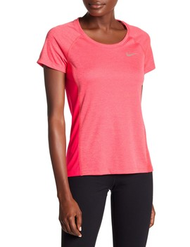 Dri Fit Crew Neck Tee by Nike
