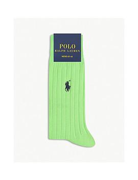 Pony Egyptian Cotton Socks by Polo Ralph Lauren