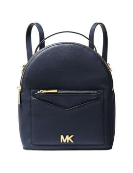 Michael Michael Kors Jessa Small Leather Backpack, Admiral by Michael Kors