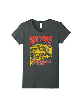 Zz Top   Chrome, Smoke & Bbq T Shirt by Zz Top