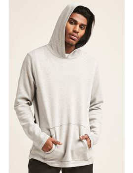 Mesh Lined Hoodie by Forever 21