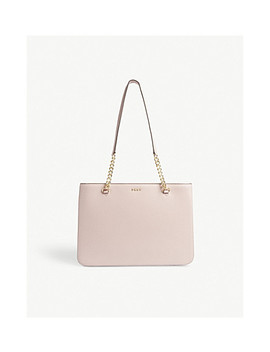 Bryant Park Large Leather Shopper by Dkny