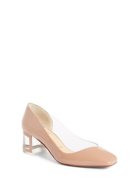 Provisore Clear Pump by Christian Louboutin