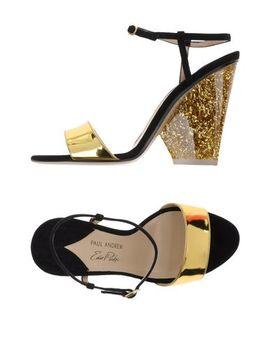 Edie Parker Sandals   Footwear D by Edie Parker