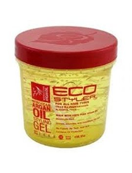Eco Styler Moroccan Argan Oil Styling Gel  12oz by Amazon
