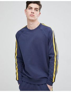 Only & Sons Track Stripe Tracksuit by Asos