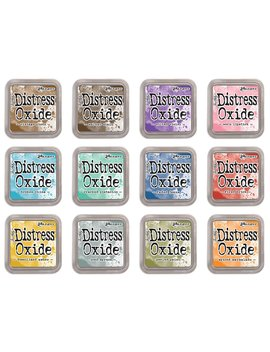 Tim Holtz Distress Oxide Ink Bundle January 2017 by Ranger