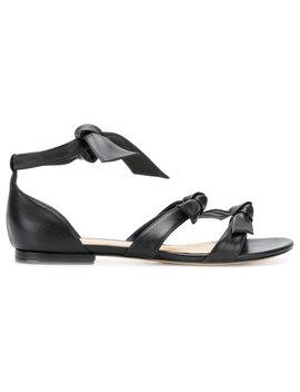 Bow Tie Strappy Sandals Home Damen Schuhe Sandalen by Alexandre Birman