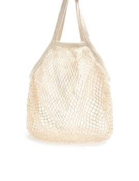 Netted Tote Bag by Forever 21