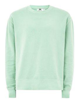 Mint Sweatshirt by Topman