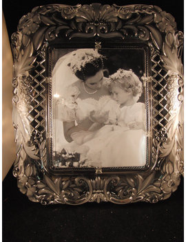 Large Wedding Photo Frame by Etsy