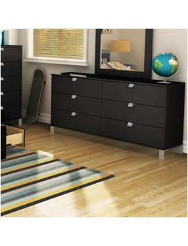 South Shore Spark 6 Drawer Double Dresser & Reviews by South Shore