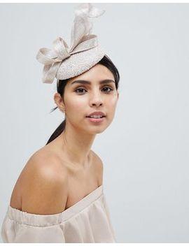 Elegance Lace   Pillarbox   Cappello Con Veletta by Asos