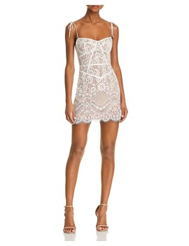 Tati Lace Corset Dress by For Love &Amp; Lemons