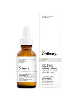 The Ordinary 100% Organic Cold Pressed Rose Hip Seed Oil 30ml by The Ordinary