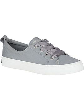 Women's Crest Vibe Satin Lace Sneaker by Sperry