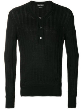 Henley Jumper by Tom Ford