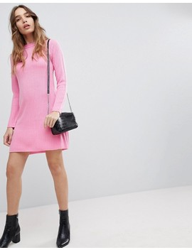 Jdy Ribbed Knitted Dress by Jdy