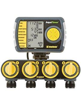 Melnor 4 Zone Digital Water Timer by Melnor