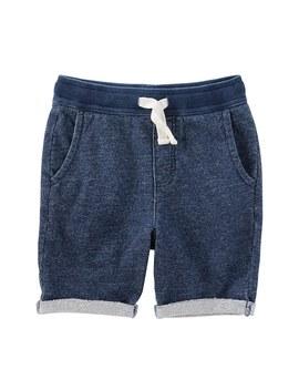 Toddler Boy Osh Kosh B'gosh® Rolled Cuff Knit Shorts by Toddler Boy Osh Kosh B'gosh
