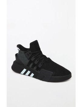 Eqt Basketball Adv Black Shoes by Adidas