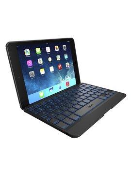 Zagg Cover With Blacklit, Hinged Keyboard For I Pad Mini / I Pad Mini Retina   Black by Zagg
