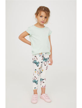 3/4 Pack Jersey Leggings by H&M
