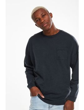 Drop Shoulder Long Sleeve by Cotton On
