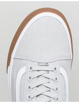 Vans Old Skool Sneakers In Gray Va38 G1 Qr5 by Vans
