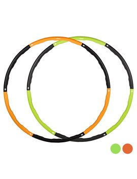 Mirafit Weighted Fitness Hula Hoop   Choice Of Colours by Amazon