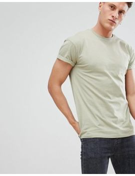 New Look T Shirt In Light Green by New Look