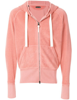 Terry Cloth Hoodyhome Men Clothing Hoodies by Tom Ford