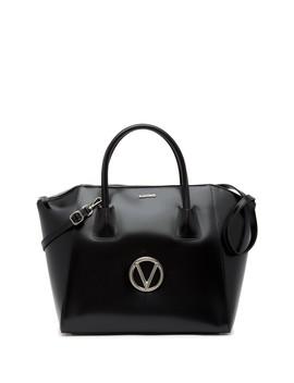 Gigi Leather Satchel by Valentino By Mario Valentino