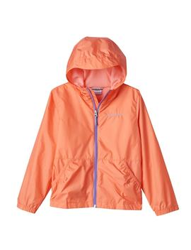 Toddler Girl Columbia Lightweight Solid Rain Jacket by Kohl's