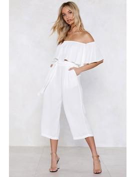 We Love These Culotte Pants by Nasty Gal