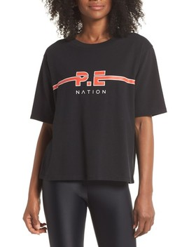 The Dartford Graphic Tee by P.E Nation