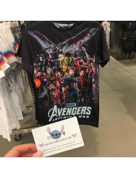 Primark Mens Marvel Avengers Infinity War T Shirt by Ebay Seller