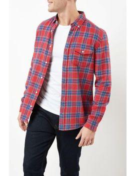 Long Sleeve Check Shirt by Next