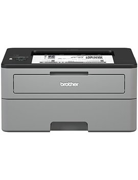Brother Compact Monochrome Laser Printer, Hl L2350 Dw, Wireless Printing, Duplex Two Sided Printing, Amazon Dash Replenishment Enabled by Brother
