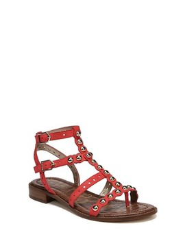 Elisa Studded Gladiator Sandal by Sam Edelman