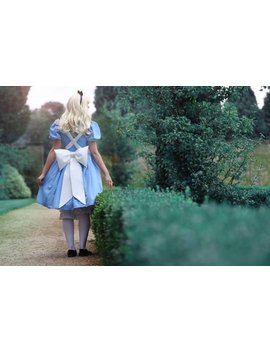 Alice In Wonderland Park Inspired Adult Costume by Etsy