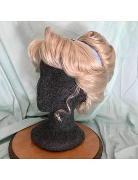 Cinderella Wig by Etsy