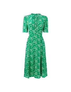 Montana Green Dress by L.K.Bennett