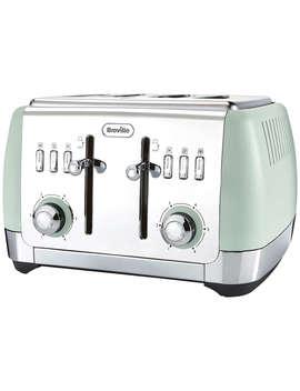 Breville Strata 4 Slice Toaster, Matt Green by Breville