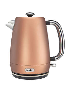 Breville Strata Luminere Kettle, Rose Gold by Breville