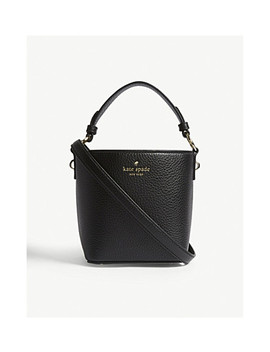 Hayes Pippa Grained Leather Shoulder Bag by Kate Spade New York