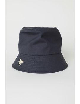 Cappello Da Pescatore In Twill by H&M