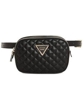 Varsity Pop Mini Belt Bag by Guess
